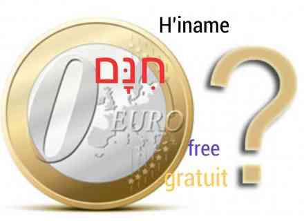 apprendre l'hebreu gratuitement